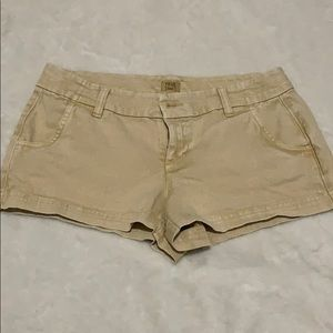 True Craft Khaki Shorts Size 3